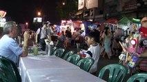 Ben Thanh Night Market - Saigon 2010