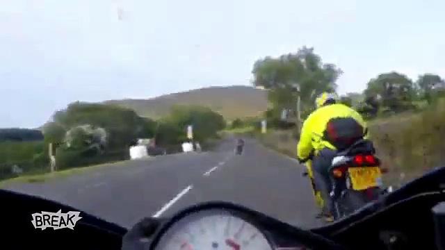 Motorcycle Fails – Top Ten Motorcycle Crashes