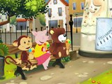 Gra Miś Niedziela w mieście Gra dla dzieci edukacyjna WSiP bajki piosenki dla dzieci bez przemocy