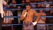 Prvak Evrope u kik boksu Stevan Živković