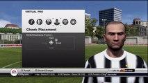 FIFA - Zinedine Zidane - Virtual Pro Football Legends