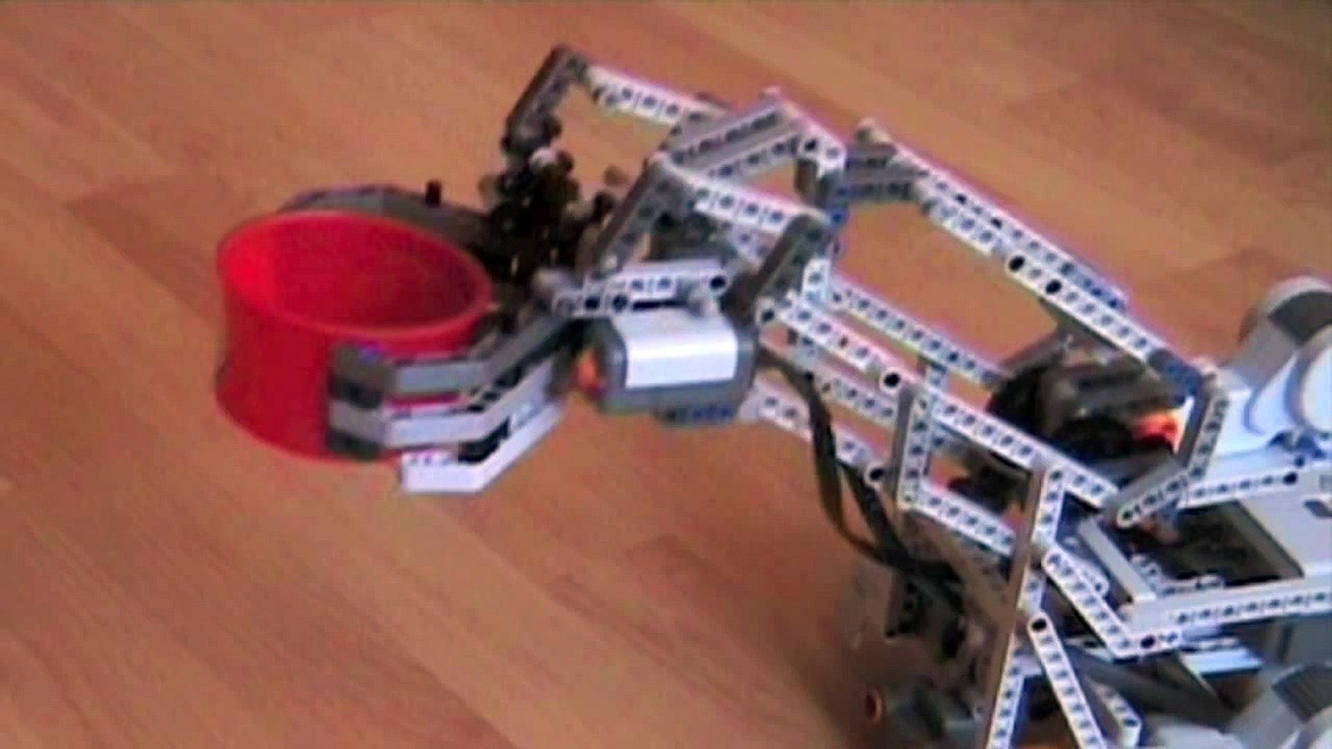 The Snatcher XT - Lego Mindstorms NXT 2 0