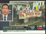 CNN's Dr. Sanjay Gupta Interviews Dr. Ron Paul on Ground Zero Mosque