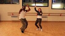 Mickael Bilionniere - Centre de danse du MARAIS - cours Hip Hop DanceHall débutants - Stylo G