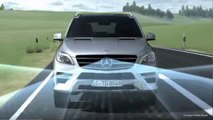 Mercedes-Benz ML350 Safety Features that will make you wonder