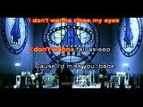 Aerosmith - I Don't Wanna Miss a Thing (karaoke)