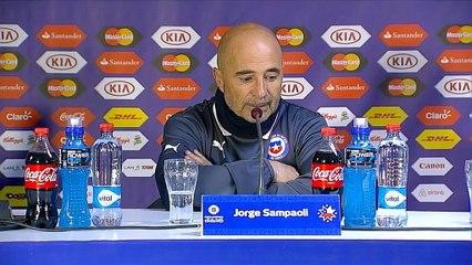 "Copa America: Sampaoli: ""Sanchez so wertvoll"""