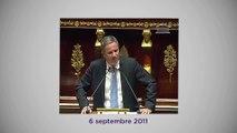 Assemblée nationale - Dupont-Aignan au sujet de la Grèce