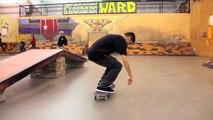 How-To Skateboarding: Nollie Varial Heelflip with Chico Brenes