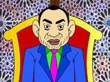 محمد السادس يتكلم عن الثورة Mohamed 6 a propos la revolution