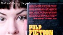 Mia Wallace (Pulp Fiction) Makeup Tutorial