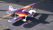 HMM RC Christen Eagle II Maiden Flight 9 26 2013