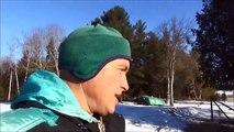 Dug In Shock Today & Winter Is Back Again #83 Wintering Ducks & Geese
