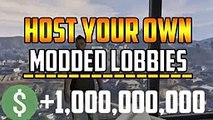 GTA 5 Online '' FREE MODDED MONEY LOBBIES'' After Patch 1.25-1.27 (Xbox 360, PS3, Xbox One, PS4)