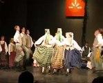 """Šokis """"Trandipolkė"""" [2007-11-24] (Lithuanian Folk Dance by Nemunas)"""