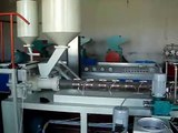 EPE 发泡管(棒)生产线 (EPE foaming pipe/stick production line)