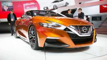 2015 Nissan Sport Sedan Concept - Exterior Walkaround - Debut at 2014 Detroit Auto Show