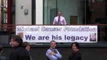 Michael Causer 3rd Vigil