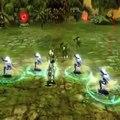 Dragon Nest - Kali: [Dancer], [Blade Dancer] and [Spirit Dancer] skills
