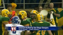 Kyle Emanuel Drafted by the San Diego Chargers in the Fifth Round