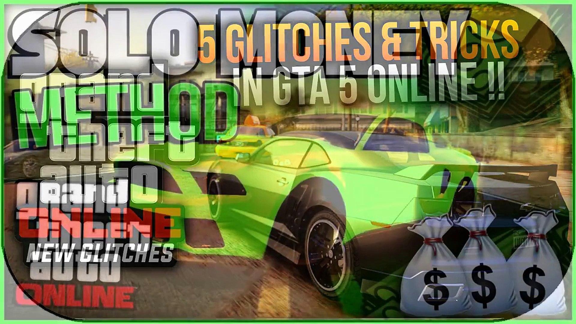 GTA 5 Money Glitch 1.26/1.27