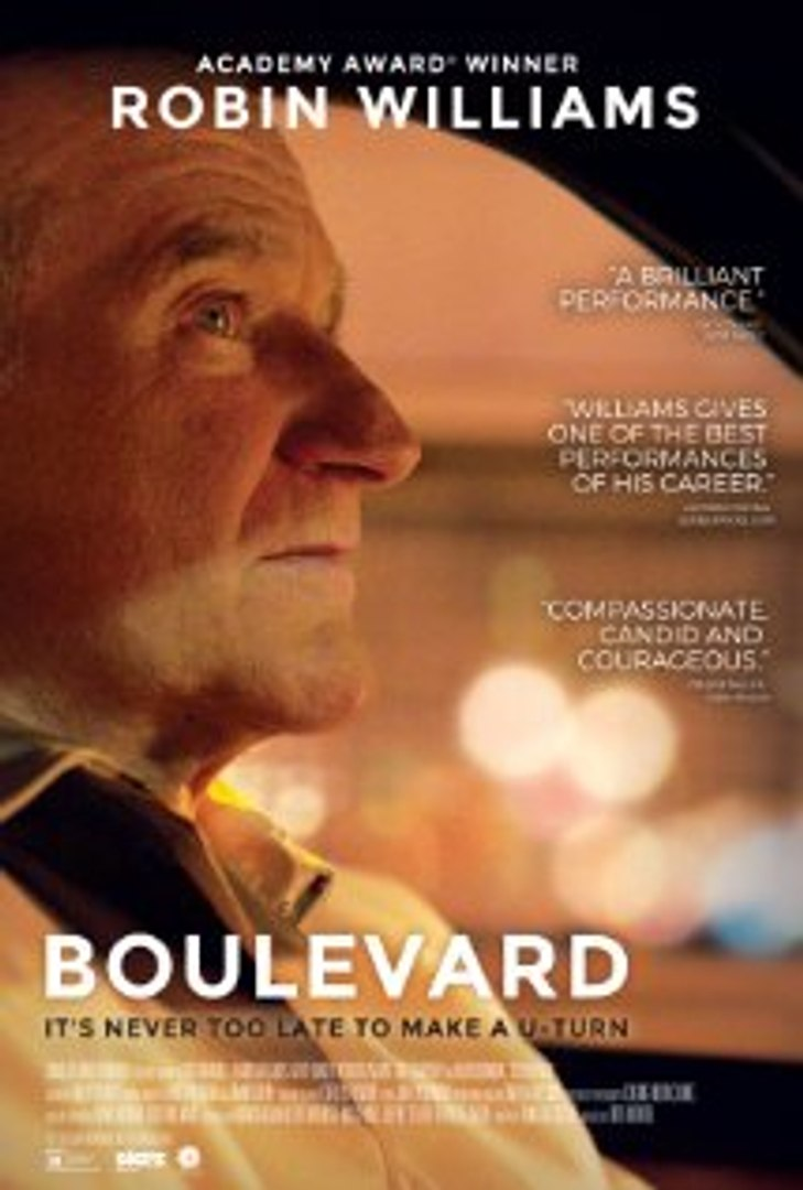 Boulevard Full Movie
