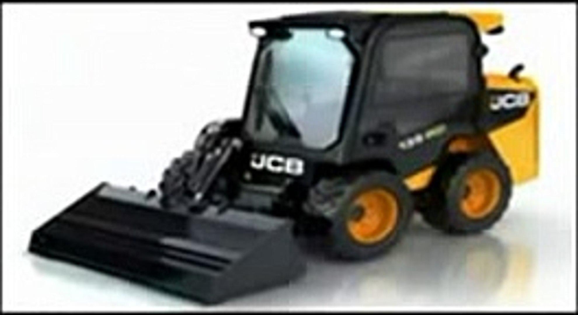 JCB 135, 155, 175, 190, 205, 150T, 190T, 205T Skid Steer Loader (ROBOT)  Service Repair Manual INSTANT DOWNLOAD