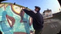 Graffiti: ROK - Bombing in Kiev #2 (2012)