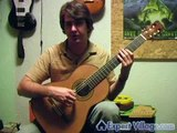 Tips On How To Play The Classical Guitar : Classical Guitar Rest Strokes