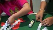 Manualidades para niños: Figuras de papel