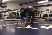 mma - chuck liddell training