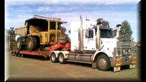 Heavy Haulage Trucks Scania Volvo Iveco MAN DAF Mercedes Kenworth Peterbilt Mack Freightliner