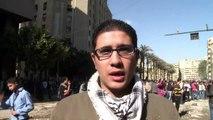 L'Institut d'Egypte et ses archives détruits par les flammes