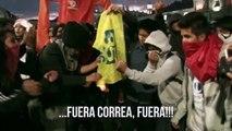 ¿Marcha No Política? ¿Marcha Pacífica? #17S #ElPasadoNoVolverá