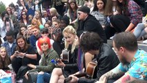 Hey Violet - Blank Space (Taylor Swift cover) - Acoustic Hangout Wembley - 14/6/15