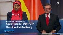 Veranstaltung in Berlin: Gedenktag für Opfer von Flucht und Vertreibung