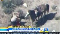 BREAKING NEWS POLICE BEATING KICKING SUSPECT SHERIFFS LIVE TV SAN BERNARDINO CALIFORNIA RAW 4/9/201