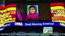 ▶ He Named Me Malala Official Trailer 1 (2015) - Documentary
