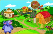 Doras Saves the Farm and Animals - Dora Games - Dora The Explorer ( Full Game )