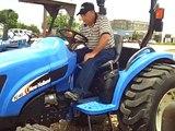 "Ford ""John Deere"" Kubota, New Holland TC 40 Tractor, 4x4, farm tractor, Ford, Diesel"