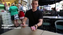 Free Magic Tricks Revealed  Free Card Tricks  The Card Flip! ft Josh Norbido