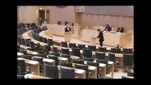 Göran Hägglunds ger svar på tal om försvaret