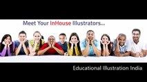 Maa Illustrations, 2D Animation India, Flash Animation, 2D Animations, Illustration