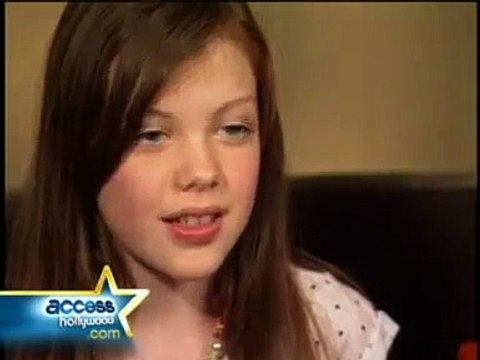 georgie henley interview 2