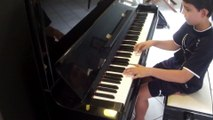 Nino joue Maple Leaf Rag de Scott Joplin - Arrgt Michel Le Coz