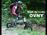 OVNY : trotinette tout terrain cross extreme freestyle freeride - vtt descente DH