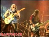 Iron maiden * hallowed be thy name * live