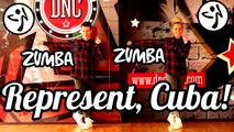 Zumba Fitness - Represent, Cuba by Orishas feat. Heather Headley