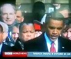 Mr. President - Barack Obama - Swearing in Ceremony. I, Barack Hussein Obama....