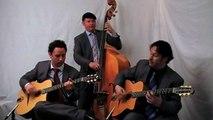 Lulu Swing | Jonny Hepbir Trio | UK & International Gypsy Jazz Band Hire